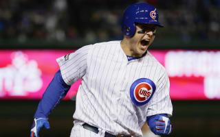 Long-suffering Cubs blitz Dodgers to reach World Series
