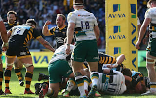 Wasps on course for home semi-final after late, late show