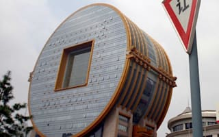 And the ugliest building in the world is...