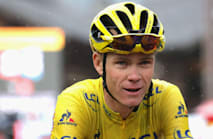 Relieved Froome revels in 'amazing feeling'