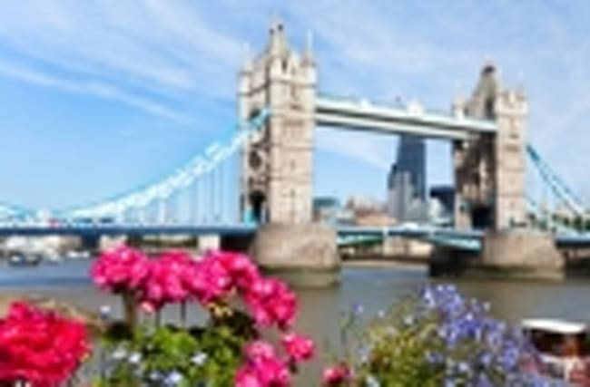 Win a break for two in London!