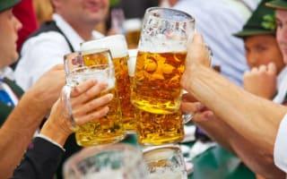Oktoberfest reveller loses car - for five weeks!