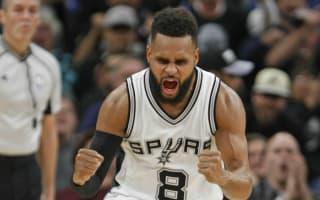 Spurs beat short-handed Warriors, Westbrook and Davis climb historical lists
