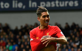 West Brom 0 Liverpool 1: Firmino shines amid Hawthorns toil