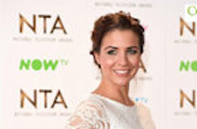 'Emmerdale' star Gemma Atkinson wants to sign up for 'Strictly'