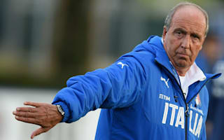Ventura explains Barzagli's 'problems' after Italy withdrawal
