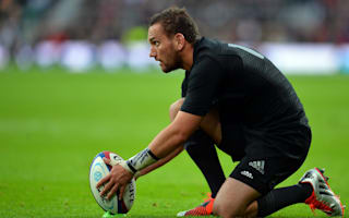 Cruden confirms Montpellier switch as clock ticks down on All Blacks career