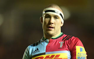 Brown agrees Harlequins extension