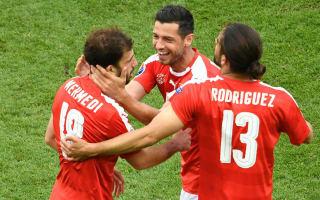 Romania 1 Switzerland 1: Group A rivals share spoils in Paris