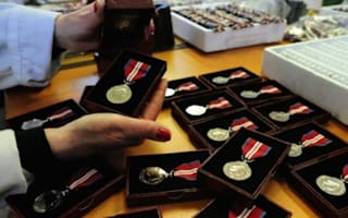 Diamond Jubilee medals being sold on eBay