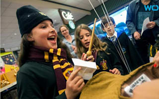 Harry Potter record sales suggest it will be biggest book of the year