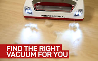 Five best cordless vacuum cleaners