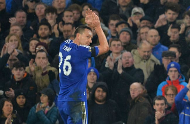 Hiddink not hopeful Terry will face PSG