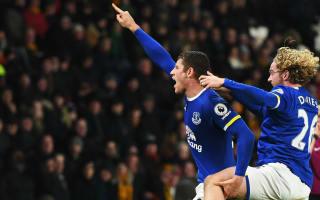 Hull City 2 Everton 2: Late Barkley equaliser saves visitors