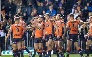 Tigers run riot against sorry Rhinos