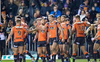 Tigers run riot against sorry Rhinos