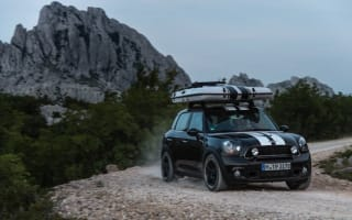 Happy campers: Mini unveils three new travelling heroes