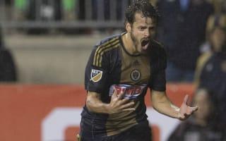 Philadelphia Union 2 Orlando City 1: Late Barnetta stunner seals victory