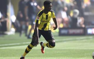 'He's freaking amazing!' - Balogun hails Dortmund's Dembele