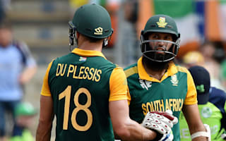 Du Plessis disagrees with Amla omission