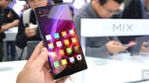 Observa de cerca el Xiaomi Mi MIX y su pantalla de borde a borde