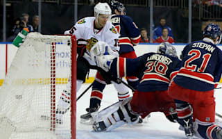 Panarin hat-trick lifts Blackhawks past Rangers, Avalanche pip Canadiens