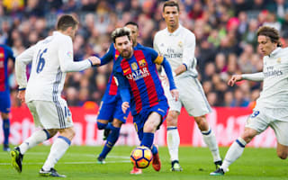 Xavi: Ronaldo's problem is that Messi exists