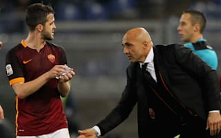 Spalletti: Roma's kitman is better than Pjanic