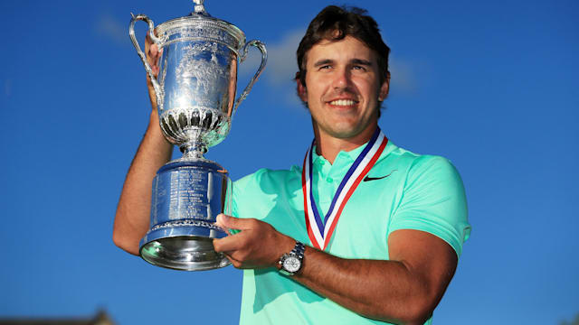 US Open: Brooks Koepka wins 117th US Open