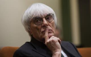 Bernie Ecclestone to propose return of V10 engines in F1