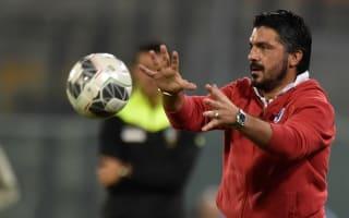Gattuso denies return to AC Milan is a step back