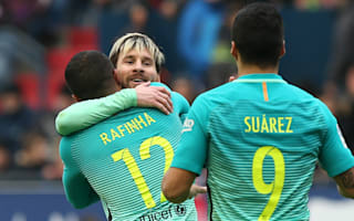 Luis Enrique challenges Barcelona to pile pressure on Madrid