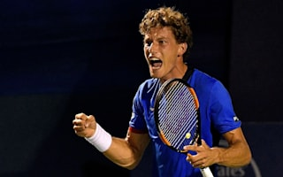 Carreno Busta claims first ATP title at Winston-Salem