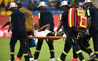 Ghana's Rahman leaves AFCON with knee injury