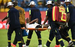 Ghana's Rahman leaves AFCON with knee injury