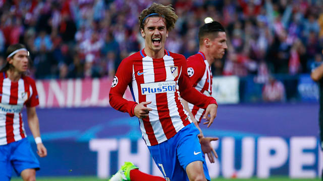 No reason to move out of Atletico: Griezmann