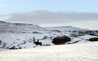 Thundersnow storms wreak havoc across UK - and there's more to come