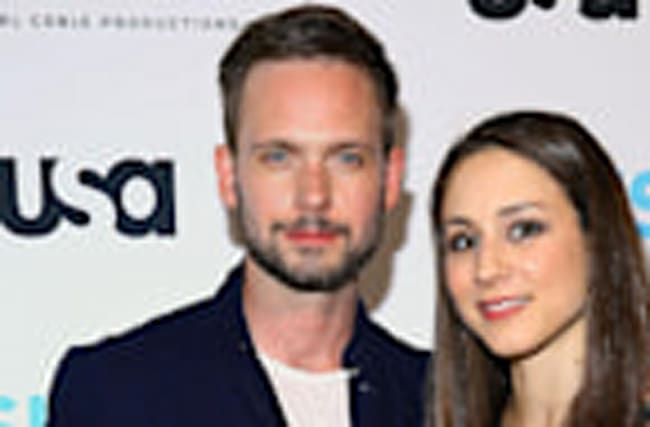 'Pretty Little Liars' Star Troian Bellisario Weds 'Suits' Actor Patrick J. Adams