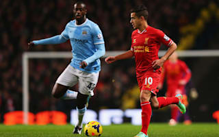 Yaya Toure wants to play with Neymar and Coutinho