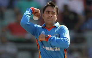 Rashid takes seven wickets as Afghanistan stun Windies