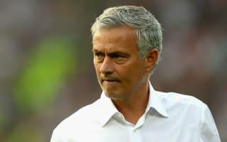 Mourinho: Harsh to judge United's fringe players