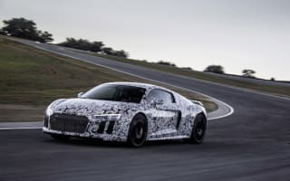 Video: Audi previews all-new R8 supercar