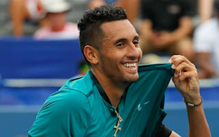 Kyrgios: I'll quit if I win the US Open