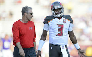 Buccaneers stay in-house and name Koetter head coach
