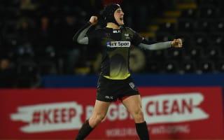 Davies stars in Ospreys win