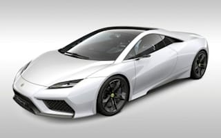 Five new Lotuses? Only the Esprit is actually in development