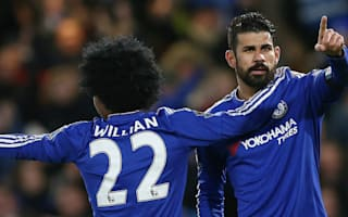 Chelsea never doubted Costa, insists Terry