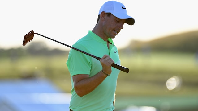 McIlroy hits back after accused of being 'bored' by Elkington