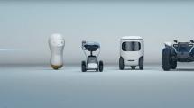 Estos son los curiosos robots que Honda mostrará en el CES 2018