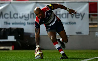 Brilliant Bristol win with 14 thanks to Varndell treble